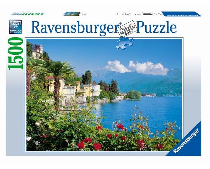 Ravensburger Вилла у моря. Пазл, 1500 элементов