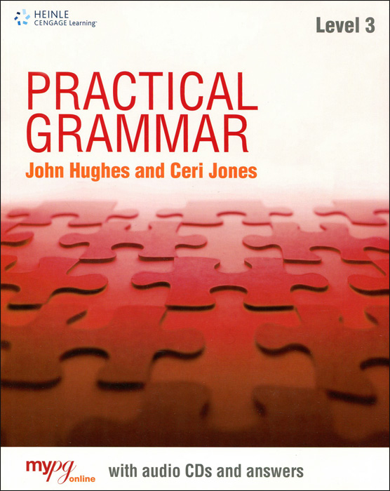 Practical Grammar: Level 3: Student's Book with Key (+ 2 CD) my grammar lab advanced level with key