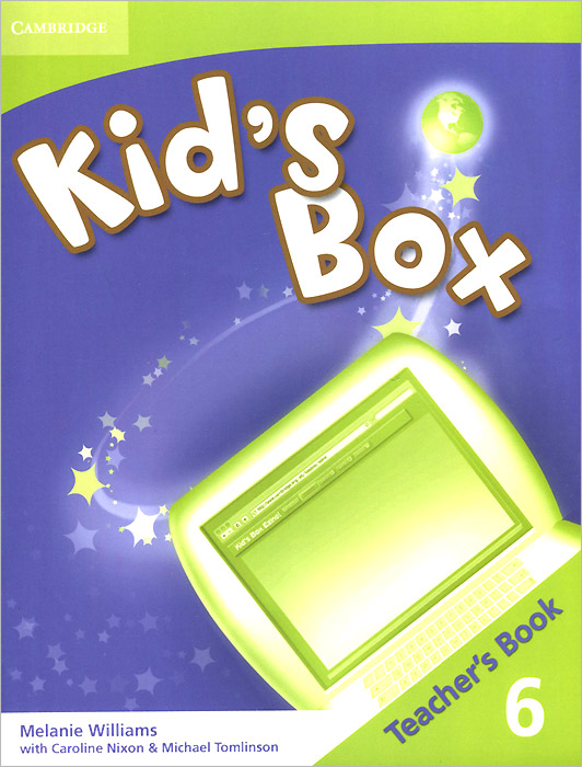 Kid's Box: Level 6: Teacher's Book