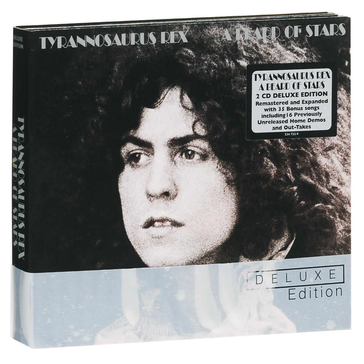 Tyrannosaurus Rex Tyrannosaurus Rex. A Beard Of Stars. Deluxe Edition (2 CD) europe europe war of kings deluxe edition cd dvd