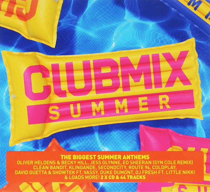 Clubmix Summer (2 CD)