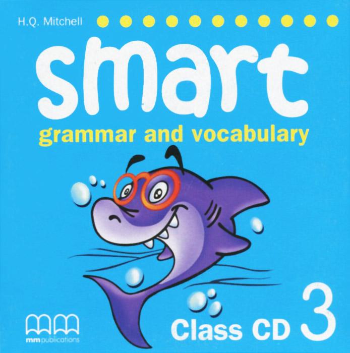 Smart Grammar and Vocabulary 3 (аудиокурс на CD) hashemi l thomas b cambridge english grammar for pet grammar reference and practice