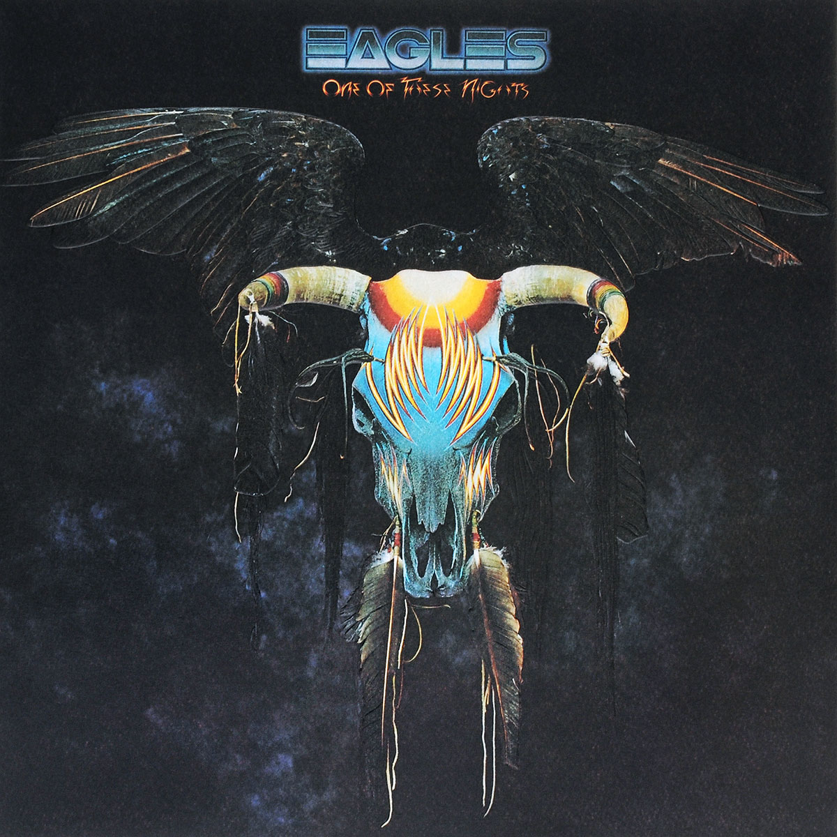цена на The Eagles Eagles. One of These Nights (LP)