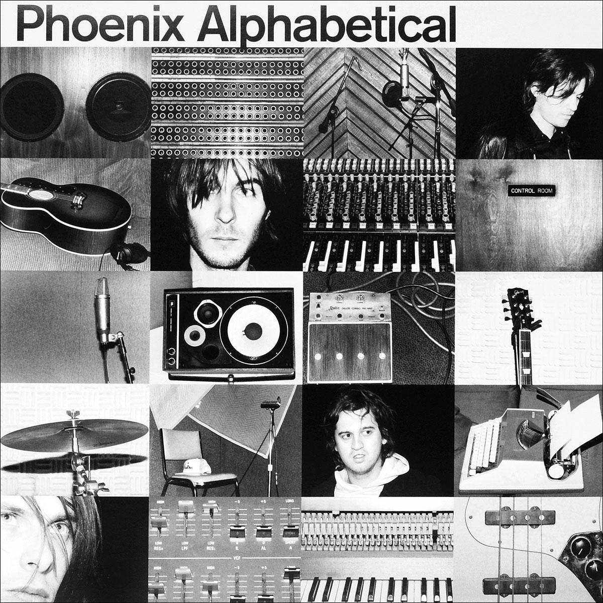 DJ Phoenix Phoenix. Alphabetical (LP) phoenix phoenix united alphabetical 2 lp