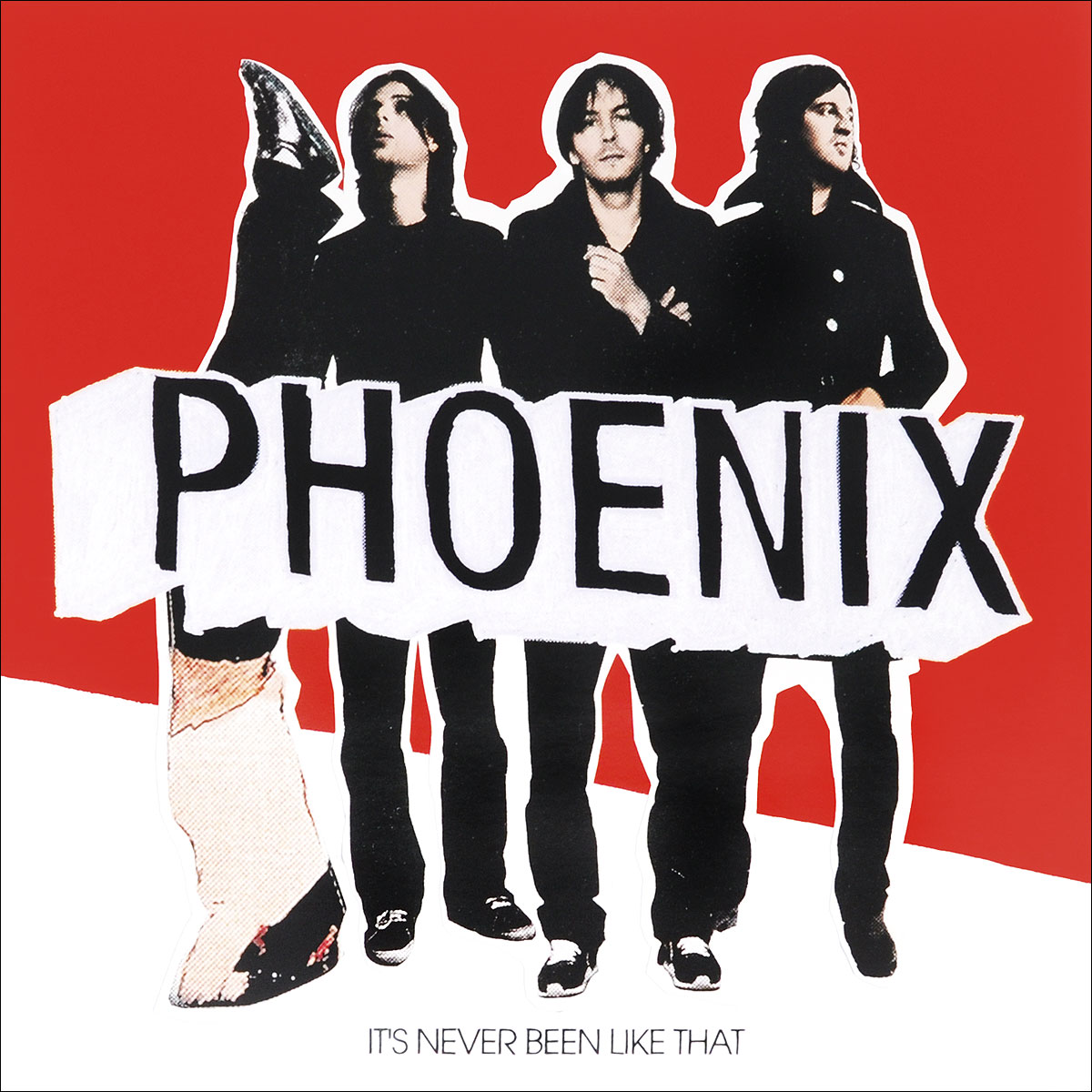 DJ Phoenix Phoenix. It's Never Been Like That (LP) phoenix
