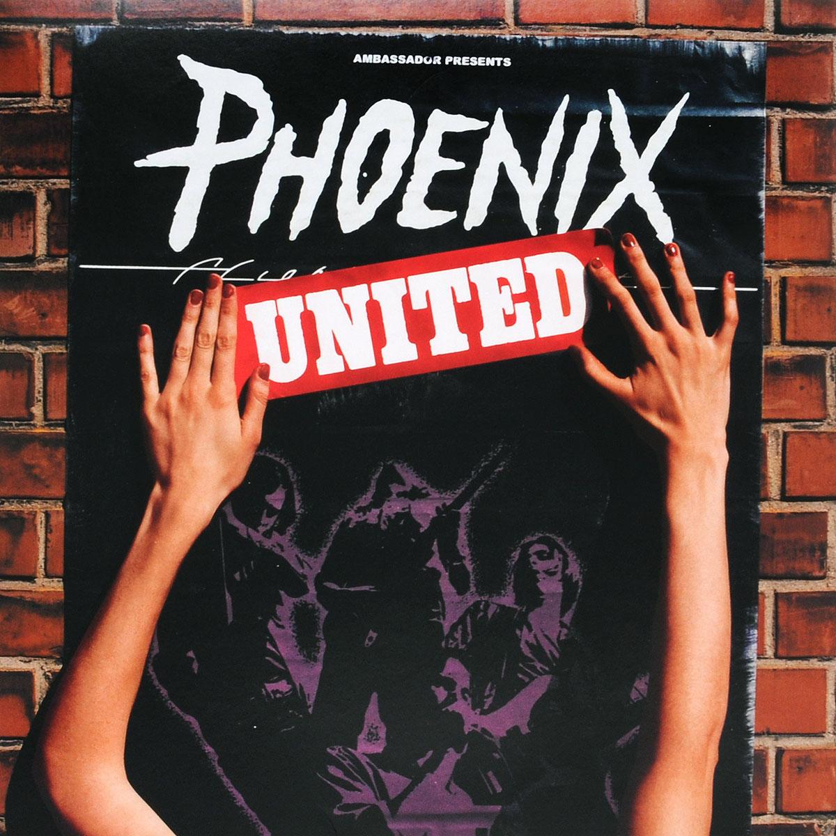 Phoenix. United (LP) phoenix phoenix united alphabetical 2 lp