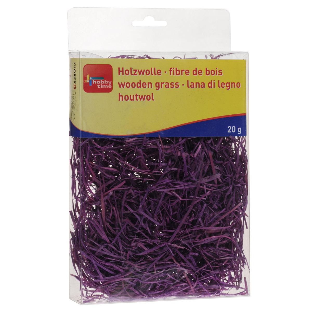 Древесная стружка Hobby Time, цвет: лиловый (11), 20 г7706397_11Древесная стружка Hobby Time является оригинальным натуральным материалом для декора, флористики и упаковки подарков. Естественная пластичная древесина из лиственных пород деревьев (без смолы) при небольшом увлажнении становится податливым материалом, которому можно придать необходимую форму. Тонкая стружка, сухая, экологически чистая, специально подготовленная. Могут встречаться волокна более темного или серого цвета - это нормально для натуральной древесины, которая со временем темнеет при контакте с воздухом.Стружка окрашивается в различные цвета и часто применяется в ландшафтном дизайне, изготовлении цветочных композиций, подарочных корзин, декорировании цветочных горшков, рамок, стен, в скрапбукинге, для упаковки хрупких предметов и много другого.Такой материал можно комбинировать с различными аксессуарами, как с природными - веточки, шишки, скорлупа, кора, перья так и с искусственными - стразы, бисер, бусины. Уникальная токая структура волокон позволят создавать новые формы. Вес: 20 г.