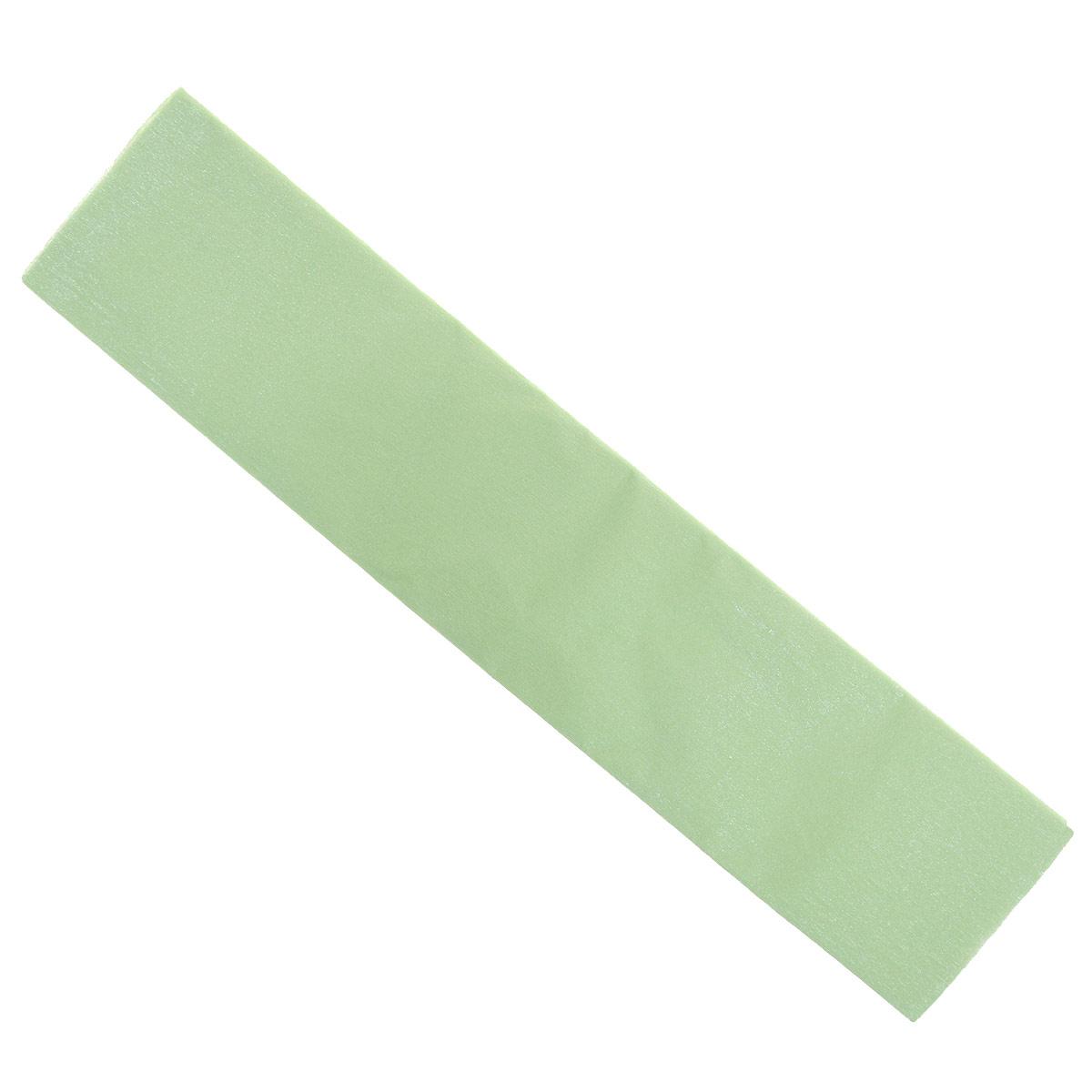 Крепированная бумага Hatber, перламутровая, цвет: светло-зеленый, 5 см х 25 смБк2пл_00007Цветная крепированная бумага Hatber - отличный вариант для развития творчества вашего ребенка. Бумага с фактурным покрытием очень гибкая и мягкая, из нее можно создавать чудесные аппликации, игрушки, подарки и объемные поделки.Цветная крепированная бумага Hatber способствует развитию фантазии, цветовосприятия и мелкой моторики рук.Размер бумаги - 5 см х 25 см.