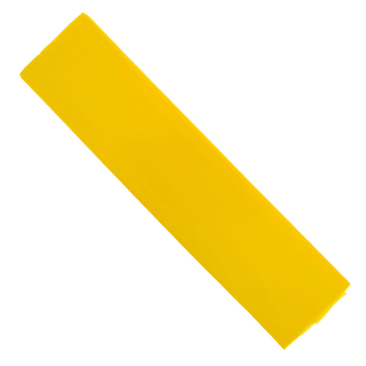 Крепированная бумага Hatber, флюоресцентная, цвет: желтый, 5 см х 25 смБк2ф_00016Цветная флюоресцентная бумага Hatber - отличный вариант для развития творчества вашего ребенка. Бумага с фактурным покрытием очень гибкая и мягкая, из нее можно создавать чудесные аппликации, игрушки, подарки и объемные поделки. Цветная флюоресцентная бумага Hatber способствует развитию фантазии, цветовосприятия и мелкой моторики рук. Размер бумаги - 5 см х 25 см.