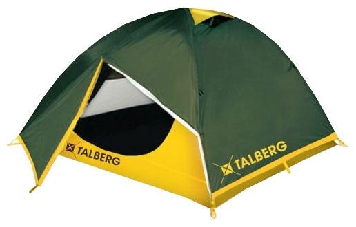 Палатка Talberg Boyard 2УТ-000047181Легкая двухслойная палатка Talberg Boyard 2 с двумя увеличенными тамбурами для вещей предназначена для пешего туризма и кемпинга.Внутренняя палатка выполнена из дышащего полиэстера, швы наружного тента проклеены.Вы несомненно оцените скорость, с которой может быть установлена эта палатка. Идеально подходит для двух туристов. Палатка упакована в сумку-чехол на застежке-молнии. Также прилагается инструкция по сборке палатки. Характеристики: Количество мест: 2. Размер палатки: 290 см х 230 см х 120 см. Спальная комната: 220 см х 150 см. Количество входов: 2. Дуги: HQ FiberGlass 8,5 мм. Материал внешнего тента: Polyester RipStop 190T/75D 4000 мм. Материал внутреннего тента: полиэстер. Материал дна: Polyester 195T/85D 7000 мм. Размер палатки в собранном виде: 58 см х 18 см х 18 см. Вес: 3,5 кг. Изготовитель: Китай.Что взять с собой в поход?. Статья OZON Гид