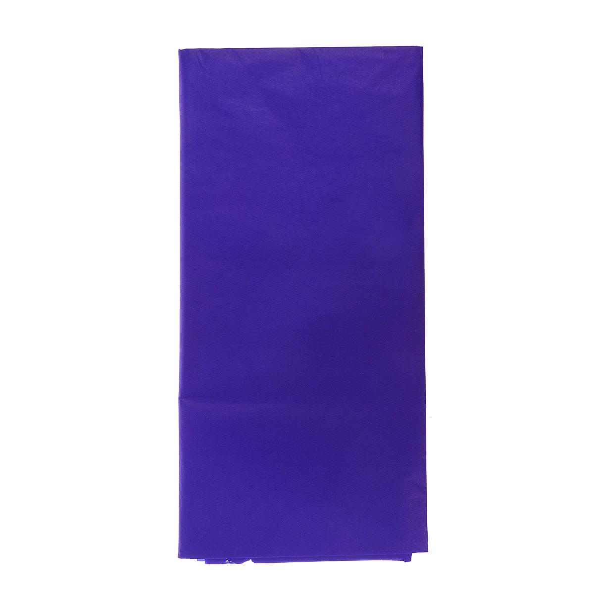 Бумага папиросная Folia, цвет: синий (34), 50 х 70 см, 5 листов. 7708123_347708123_34Бумага папиросная Folia - это великолепная тонкая и эластичная декоративная бумага. Такая бумага очень хороша для изготовления своими руками цветов и букетов с конфетами, топиариев, декорирования праздничных мероприятий. Также из нее получается шикарная упаковка для подарков. Интересный эффект дает сочетание мягкой полупрозрачной фактуры папиросной бумаги с жатыми и матовыми фактурами: креп-бумагой, тутовой и различными видами картона. Бумага очень тонкая, полупрозрачная - поэтому ее можно оригинально использовать в декоре стекла, светильников и гирлянд. Достаточно большие размеры листа и богатая цветовая палитра дают простор вашей творческой фантазии. Размер листа: 50 см х 70 см.Плотность: 20 г/м2.