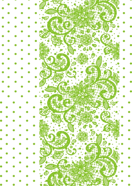 Пленка-оверлей для скрапбукинга Узоры и горошек, цвет: салатовый, 21 см х 30 смAM403019Пленка-оверлей Узоры и горошек - прозрачная пленка с нанесенным рисунком. Используется чаще всего в скрапбукинге для декорирования фотографий, альбомов, открыток, блокнотов, сувенирных книг и прочего. Для крепления пленки используются разные способы - люверсы, машинная строчка, можно привязать ленточкой, сделав надрез или отверстие, можно приклеить на клей (двухсторонний скотч, и т.п.) и задекорировать это место другими элементами украшений (цветочками, ленточками, пуговками, аппликациями). На пленке можно писать перманентной ручкой или маркером.