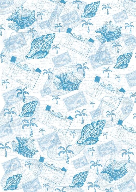 Пленка-оверлей для скрапбукинга Ракушки и письма, 21 х 30 смAM403024Пленка-оверлей Ракушки и письма - прозрачная пленка с нанесенным рисунком. Используется чаще всего в скрапбукинге для декорирования фотографий, альбомов, открыток, блокнотов, сувенирных книг и прочего. Для крепления пленки используются разные способы - люверсы, машинная строчка, можно привязать ленточкой, сделав надрез или отверстие, можно приклеить на клей (двухсторонний скотч, и т.п.) и задекорировать это место другими элементами украшений (цветочками, ленточками, пуговками, аппликациями). На пленке можно писать перманентной ручкой или маркером.
