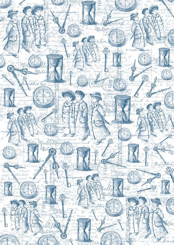 Пленка-оверлей для скрапбукинга Юные искатели приключений, 21 х 30 смAM403038Пленка-оверлей Юные искатели приключений - прозрачная пленка с нанесенным рисунком. Используется чаще всего в скрапбукинге для декорирования фотографий, альбомов, открыток, блокнотов, сувенирных книг и прочего. Для крепления пленки используются разные способы - люверсы, машинная строчка, можно привязать ленточкой, сделав надрез или отверстие, можно приклеить на клей (двухсторонний скотч, и т.п.) и задекорировать это место другими элементами украшений (цветочками, ленточками, пуговками, аппликациями). На пленке можно писать перманентной ручкой или маркером.