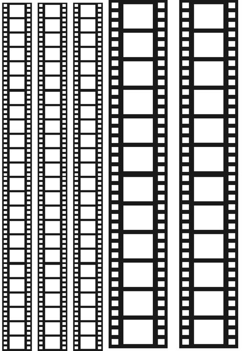"""Пленка-оверлей """"Кинопленка"""" - прозрачная пленка с нанесенным рисунком. Используется чаще   всего в скрапбукинге для декорирования фотографий, альбомов, открыток, блокнотов,   сувенирных книг и прочего. Для крепления пленки используются разные способы - люверсы, машинная строчка, можно   привязать ленточкой, сделав надрез или отверстие, можно приклеить на клей (двухсторонний   скотч и т.п.) и задекорировать это место   другими элементами (цветочками, ленточками, пуговками, аппликациями). На пленке   можно писать перманентной ручкой или маркером. Размер: 21 см х 30 см."""