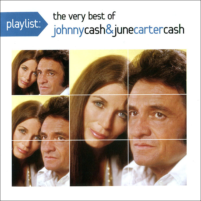 Джонни Кэш,Джун Картер Кэш Johnny Cash & June Carter Cach. Playlist: The Very Best of Johnny Cash & June Carter Cach виниловые пластинки johnny cash the sound of 180 gram