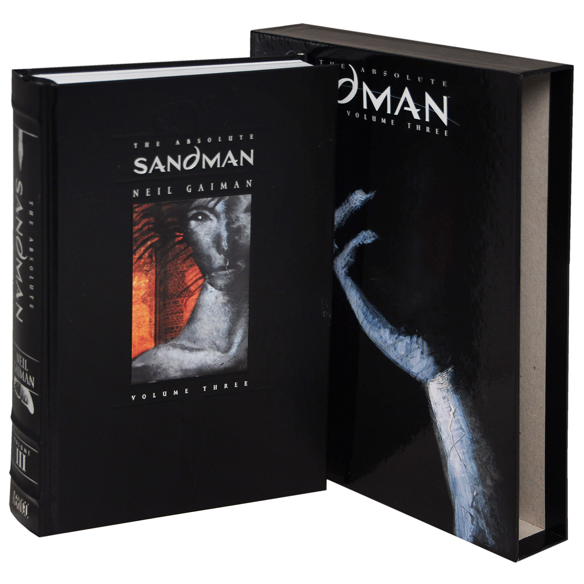 Absolute Sandman: Volume 3 (подарочное издание) the canterbury tales a selection
