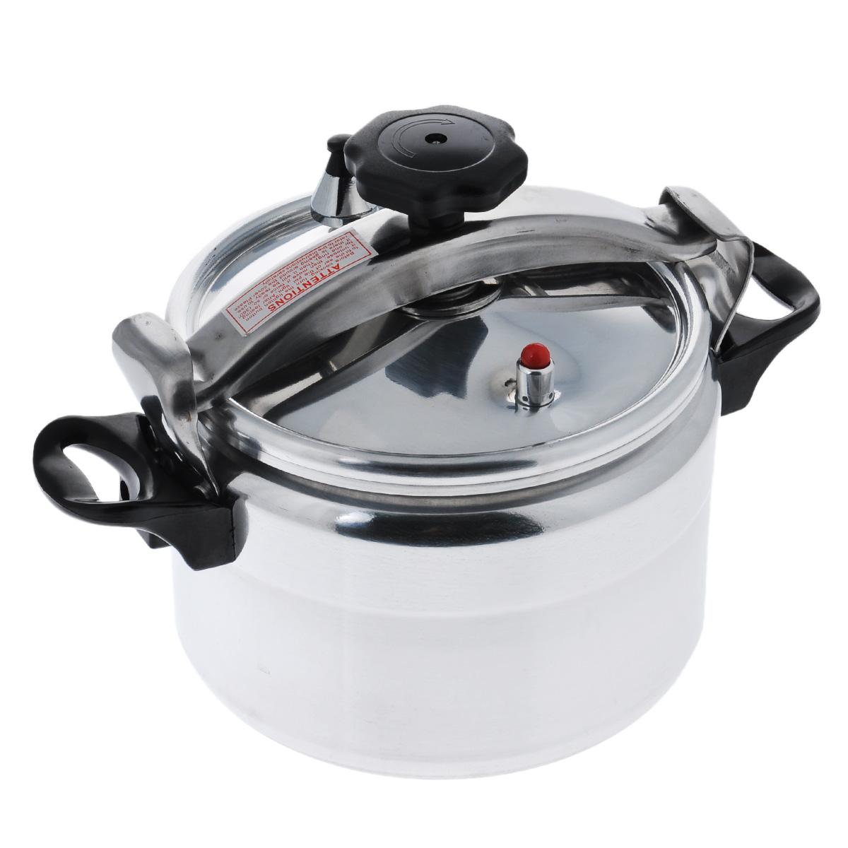 Скороварка Mayer & Boch, 7 л4992Скороварка Mayer & Boch изготовлена из высококачественного алюминия с зеркальной полировкой. Материал изделия безопасен для здоровья, гигиеничен, хорошо проводит тепло и легко чистится. Изделие устойчиво к механическим повреждениям, равномерно распределяет тепло и экономит энергию. Скороварка готовит при высоких температурах. Плотно прилегающая крышка из нержавеющей стали, и дополнительное уплотнительное кольцо предотвращают выход пара. Горячий пар распределяется по всей внутренней поверхности изделия, что позволяет готовить здоровую и вкусную пищу намного быстрее. Основное преимущество скороварок в том, что при готовке все питательные вещества и микроэлементы сохраняются. Эргономичные бакелитовые ручки обеспечивают удобный захват.Скороварка Mayer & Boch послужит прекрасным помощником для вас и членов вашей семьи. Подходит для использования на всех типах плит, кроме индукционных. Можно мыть в посудомоечной машине.Высота стенки: 16,5 см. Диаметр по верхнему краю: 24 см. Толщина дна: 2 см. Толщина стенки: 2 мм. Диаметр дна: 20 см.