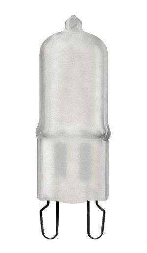 Лампа галогенная Elektrostandard G9 220 В 40 Вт матоваяa023948Излучает стабильный поток света в течение всего срока службы с отличной световой отдачейЛампа G9 широко применяется в бытовых светильниках, люстрах, бра, торшерах, точечных светильниках.Напряжение: 220 вольт