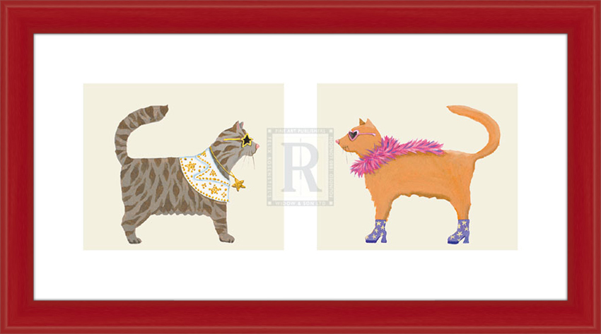 Постер Экселлент-Арт Звездные коты, с рамой, 40 х 20 см40х20 R4210-122227С помощью яркого живописного постера с глянцевой ламинацией Экселлент-Арт Звездные коты, вы сможете расставить дополнительные акценты в интерьере, а также подчеркнуть свою индивидуальность.Размер: 40 х 20 см.