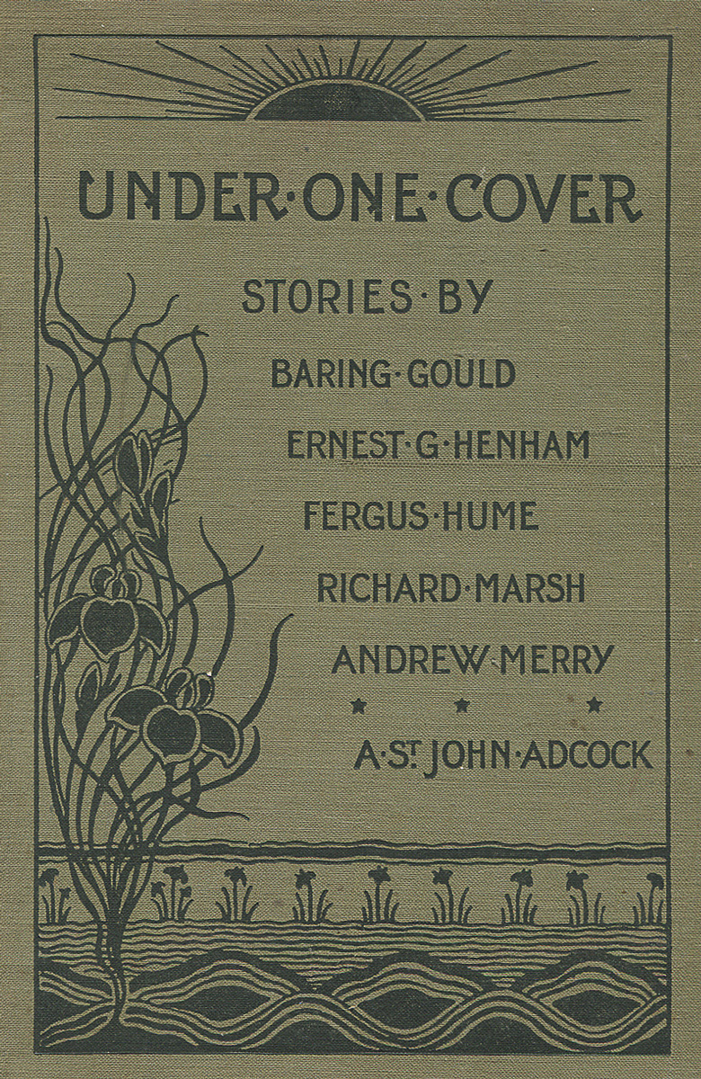 Under one cover: Eleven stories101246Лондон, 1898 год. Рабочее издательство Skeffington and Son. Издательский переплет. Сохранность хорошая.Some of these stories have been specially written for this book, others have previously appeared in serials; but it is hoped that one and all fulfil the cardinal requirement of being thoroughly readable and interesting.Издание не подлежит вывозу за пределы Российской Федерации.