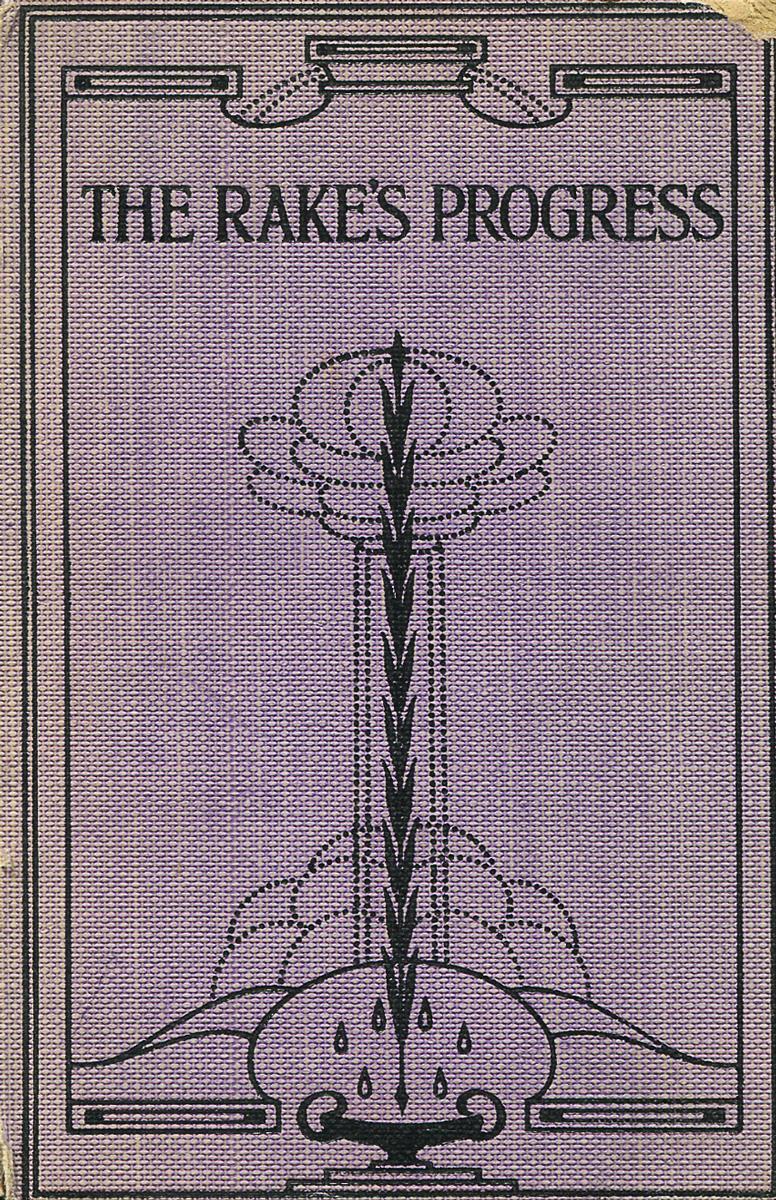 The Rakes ProgressX1061912 год. Издательство Rider. Издательский переплет. Сохранность хорошая. Сохранена оригинальная обложка. Вашему вниманию представлено произведение британской писательницы Марджори Боуэн THE RAKES PROGRESS.