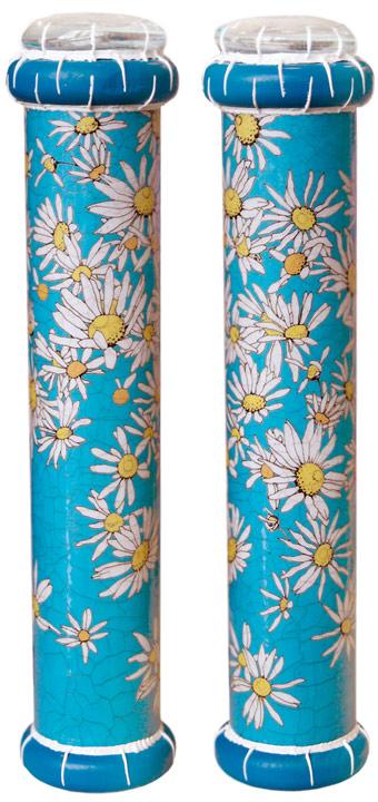 Калейдоскоп  Ромашки , цвет: голубой, белый - Развлекательные игрушки