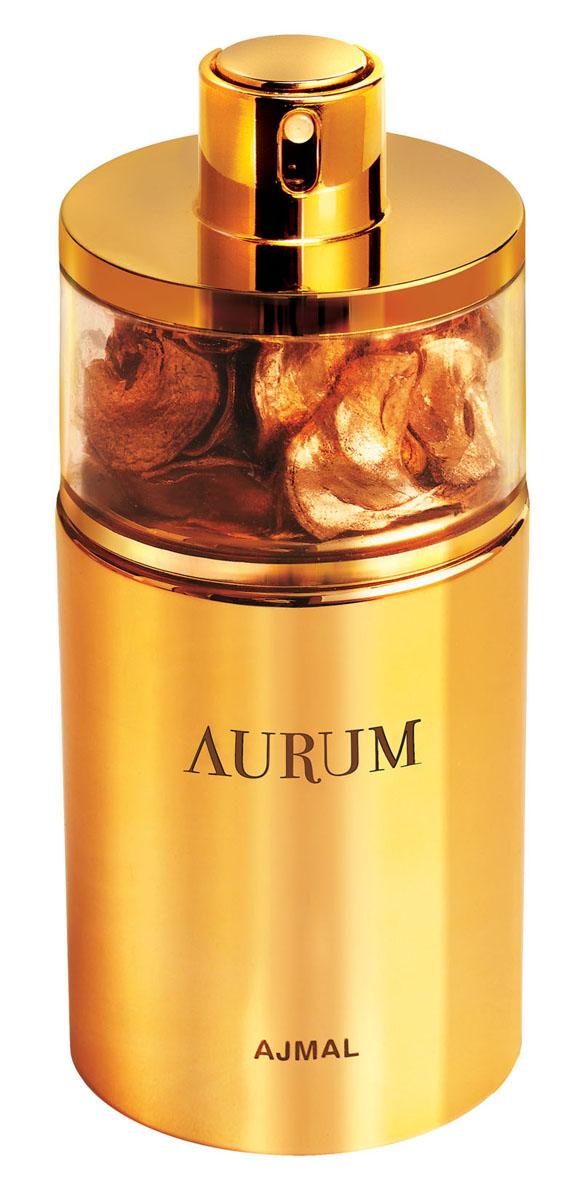 Ajmal Aurum Парфюмерная вода женская, 75 мл ajmal 1001 night парфюмерная вода унисекс 60 мл