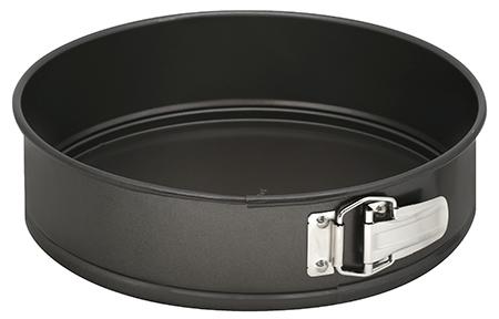 Форма для выпечки кругл 25см, пружинная, цвет: серый1114422Baker's Secret - умные, прочные конструкции, которые упрощают процесс выпечки, делая его доступным для любого человека любого возраста. Независимо от того, какую форму Вы используете, они сделают Ваш опыт выпечки лучше, проще и успешнее.