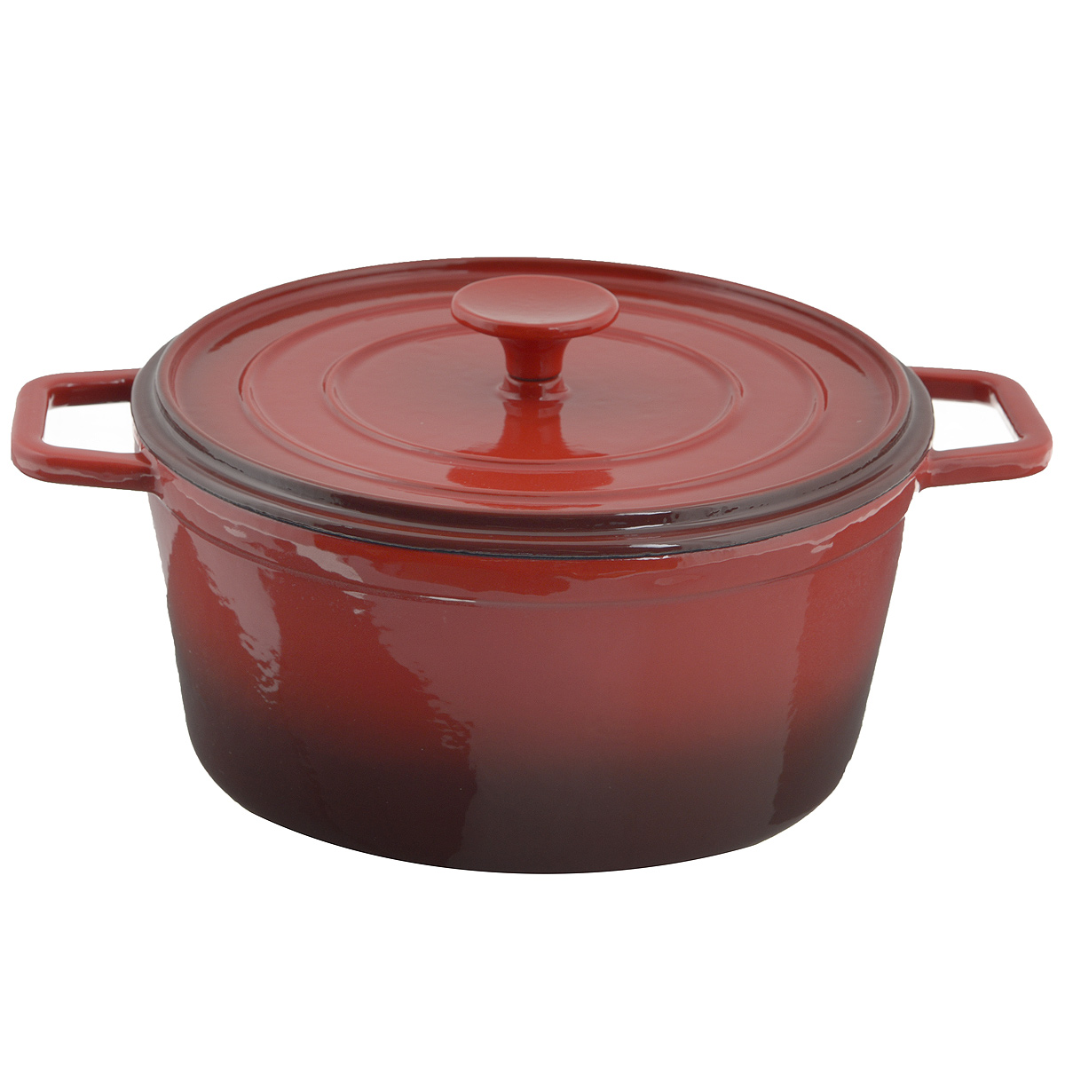 Кастрюля Mayer & Boch с крышкой, с эмалевым покрытием, 4,2 л22050Кастрюля Mayer & Boch, изготовленная из чугуна, идеально подходит для приготовления вкусных тушеных блюд. Она имеет внутреннее стекловидное эмалевое покрытие. Чугун является традиционным высокопрочным, экологически чистым материалом. Причем, чем дольше и чаще вы пользуетесь этой посудой, тем лучше становятся ее свойства. Высокая теплоемкость чугуна позволяет ему сильно нагреваться и медленно остывать, а это в свою очередь обеспечивает равномерное приготовление пищи. Чугун не вступает в какие-либо химические реакции с пищей в процессе приготовления и хранения, а плотное покрытие - безупречное препятствие для бактерий и запахов. Пища, приготовленная в чугунной посуде, благодаря экологической чистоте материала не может нанести вред здоровью человека. Кастрюля оснащена двумя удобными ручками. Крышка изготовлена из чугуна. Она плотно прилегает к краю казана, сохраняя аромат блюд. Можно использовать в духовом шкафу. Нельзя мыть в посудомоечной машине. Высота стенки: 11 см. Толщина стенки: 4 мм. Толщина дна: 5 мм. Ширина кастрюли (с учетом ручек): 36,5 см.Размер кастрюли (без учета ручек): 29 см х 22,5 см х 11 см.