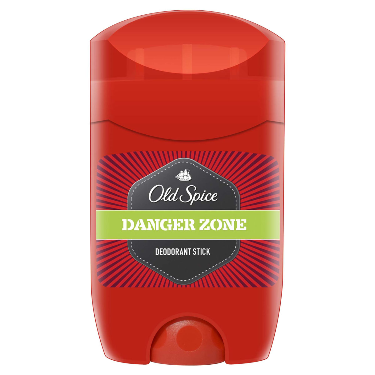 Old Spice Дезодорант-стик Danger Zone, 50 мл дезодорант стик 48 часов спортивный lavilin 60 мл hlavin