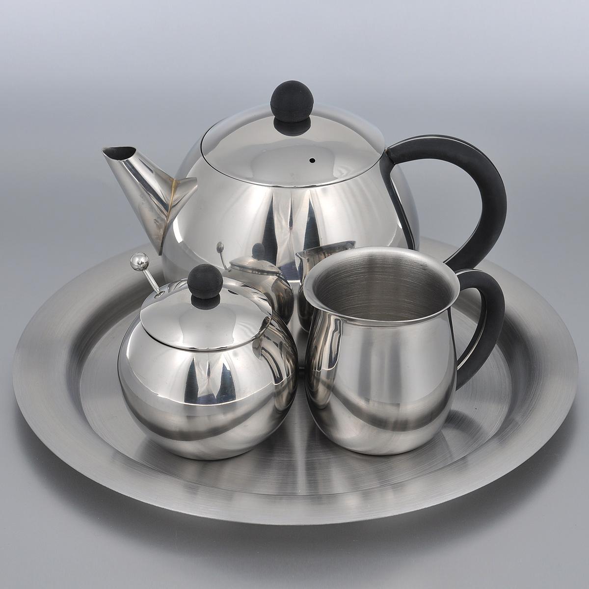 Набор чайно-кофейный Bekker, 5 предметов