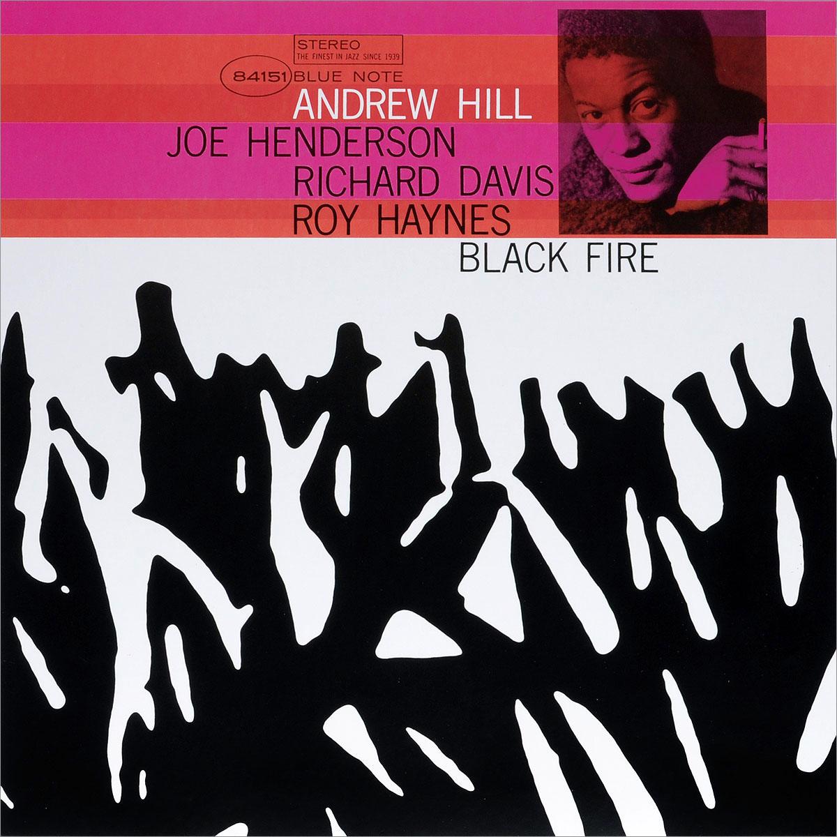Zakazat.ru: Andrew Hill. Black Fire (LP)