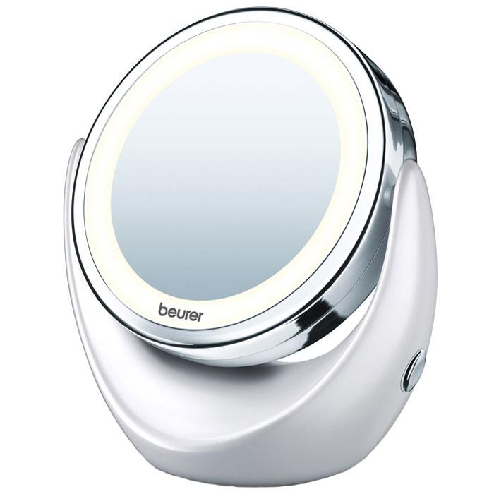 зеркало косметическое beurer bs69 1 шт Настольное косметическое зеркало Beurer BS49