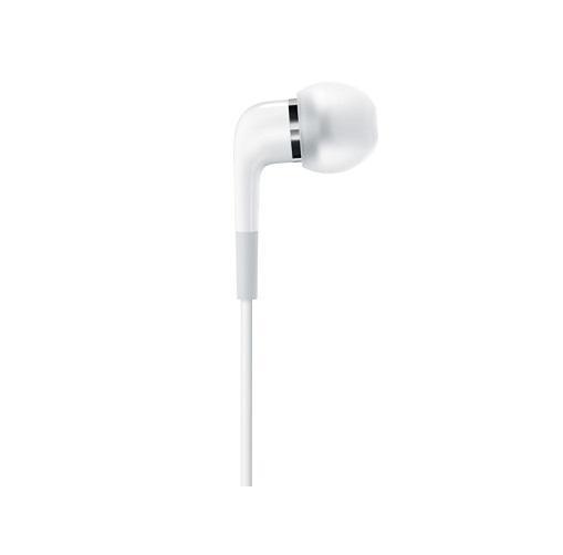 Apple ME186ZM/B наушники с функцией гарнитурыME186ZM/BApple In-Ear Headphones with remote & mic ME186ZM/A — это двухдрайверная арматурная гарнитура со встроенным микрофоном и управлением громкостью. Разработаны для создания максимально чёткого, чистого и сбалансированного звучания. С ними вы услышите все нюансы музыки, которые терялись в более старых моделях. Внутри каждого наушника находится решетка из нержавеющей стали, которая защищает внутренние детали наушников от пыли и повреждений. Решетки можно снять для очистки или замены. Наушники-вкладыши Apple создают атмосферу полного погружения в музыку, снижая до минимума нежелательные внешние шумы. Мягкая и удобная силиконовая поверхность наушников плотно прилегает к уху, создавая барьер для внешнего воздействия.