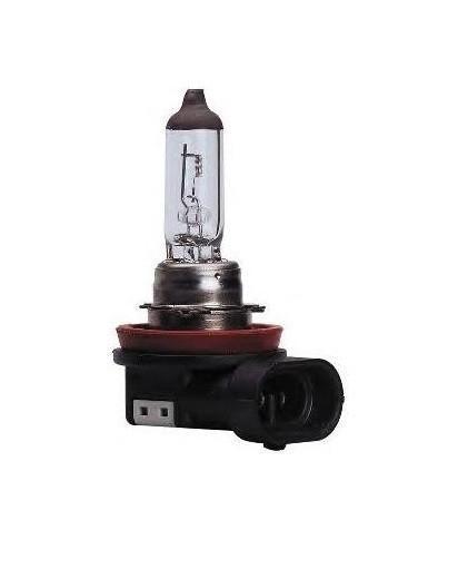 Лампа автомобильная галогенная Philips LongLife EcoVision, для фар, цоколь H11 (PGJ19-2), 12V, 55W. 12362LLECOC1 автомобильная лампа h1 55w longlife ecovision 2 шт philips