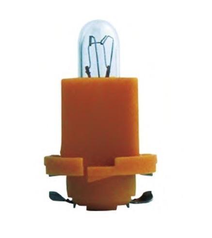 Сигнальная автомобильная лампа BAX 24V-1,2W (BX8,5D) Brown. 24032CP24032CPУже в течение 100 лет компания Philips остается в авангарде автомобильного освещения, внедряя технологические инновации, которые впоследствии становятся стандартом для всей отрасли. Сегодня каждый второй автомобиль в Европе и каждый третий в мире оснащены световым оборудованием Philips.Соответствие нормам ECEPhilips Automotive предлагает лучшие в классе продукты и услуги на рынке оригинальных комплектующих и послепродажного обслуживания автомобилей. Наши продукты производятся из высококачественных материалов и соответствуют самым высоким стандартам, чтобы обеспечить максимальную безопасность и комфортное вождение для автомобилистов. Вся продукция проходит тщательное тестирование, контроль и сертификацию (ISO 9001, ISO 14001 и QSO 9000) в соответствии с самыми высокими требованиями ECE.Многократное использованиеГде использовать лампу на 12 В? Решения Philips Automotive удовлетворят все нужды автомобилистов: дальний свет, ближний свет, передние противотуманные фары, передние и боковые указатели поворота, задние указатели поворота, стоп-сигналы, фонари заднего хода, задние противотуманные фонари, освещение номерного знака, задние габаритные/стояночные фонари, освещение салона.