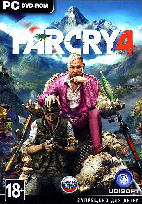 Zakazat.ru Far Cry 4 (3 DVD)