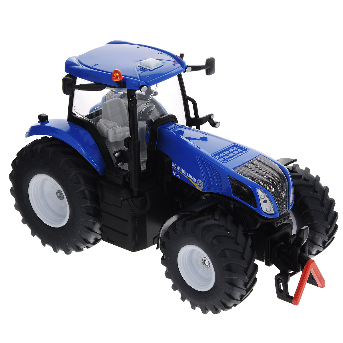 где купить Siku Трактор New Holland T8.390 дешево
