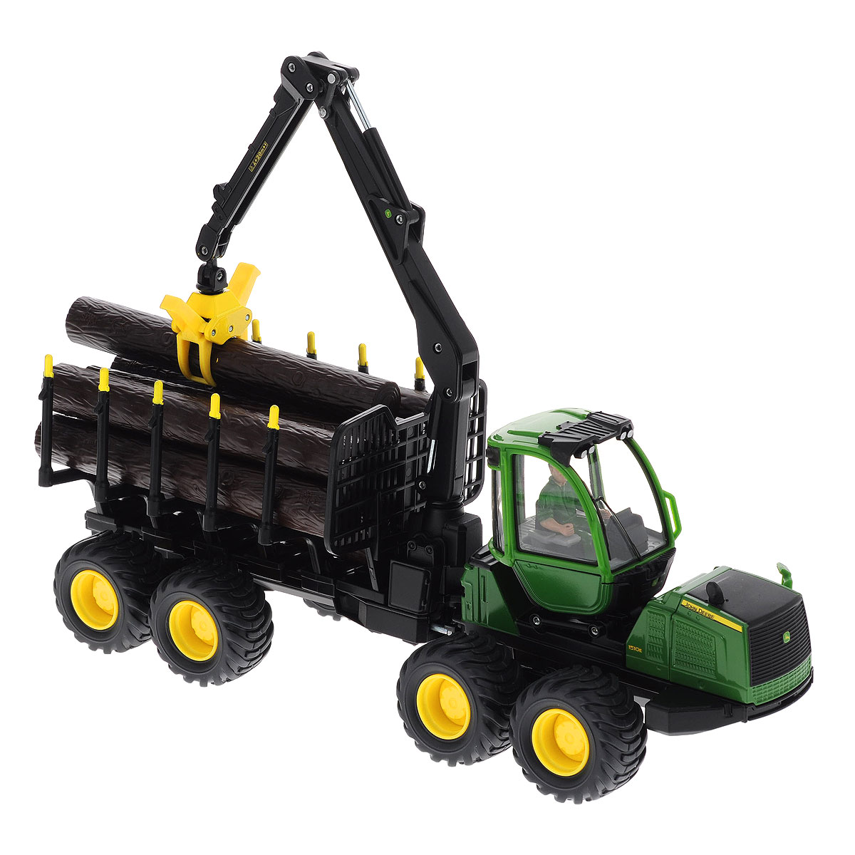 Siku Лесовоз John Deere Forwarder