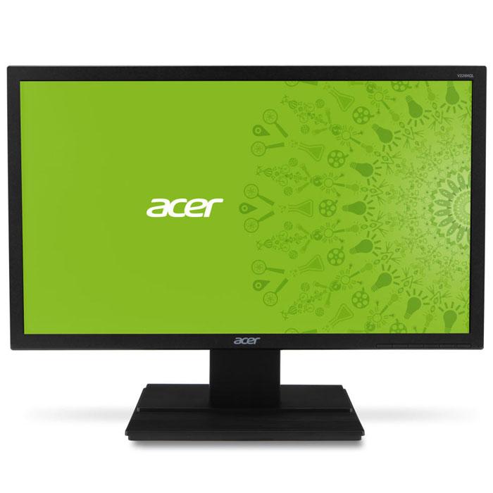 Zakazat.ru Acer V226HQLBMD, Black монитор