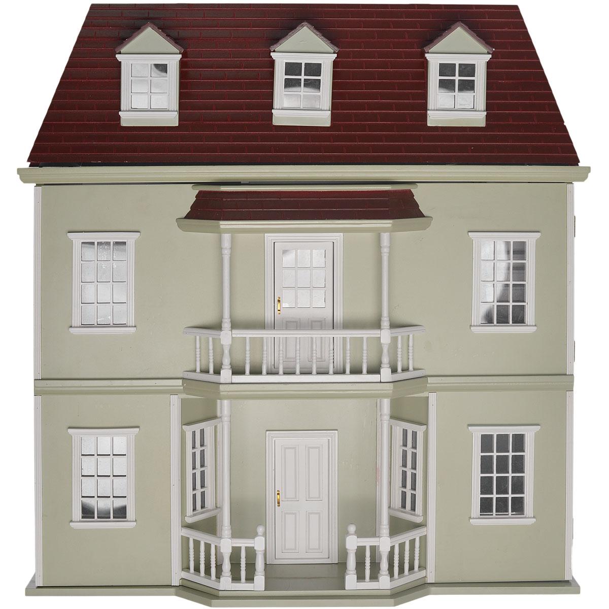 Миниатюра кукольная Art of Mini  Дом , 64,5 см х 40 см х 48,5 см - Игрушки своими руками