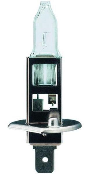 Лампа автомобильная NarvaH1 12V-55W (P14,5s) 4832048320Лампа автомобильная H1 12V- 55W (P14,5s) (Narva). 48320 - обладают ярким эффектным светом и компактными размерами. У лампы есть большой запас срока службы. Способна выдержать большое количество включений и выключений.Напряжение: 12 вольт