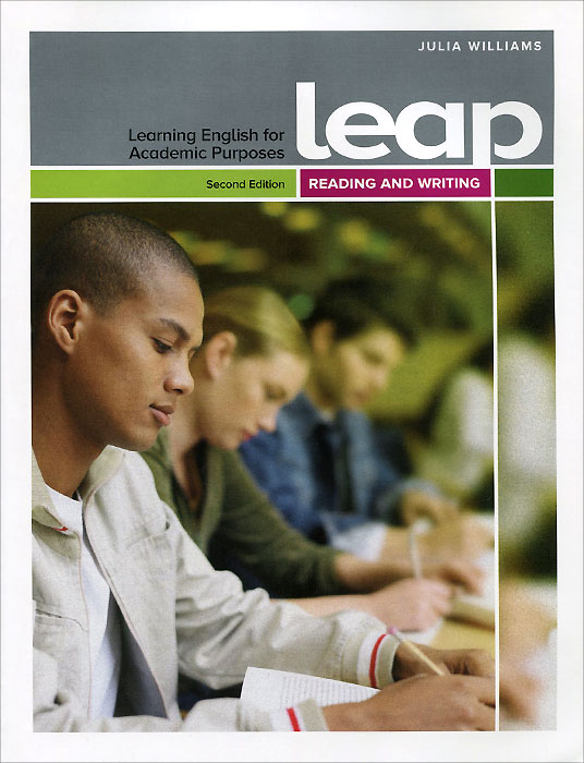 Leap: Learning English for Academic Purposes: Reading and Writing: 2nd Edition english with crosswords 3 dvdrom