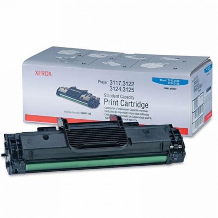 Xerox 106R01159, Black тонер-картридж xerox тонер 106r01474