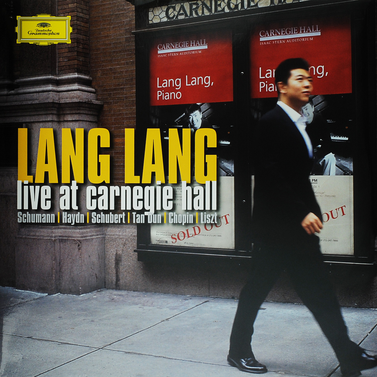 Ланг Ланг Lang Lang. Live At Carnegie Hall (2 LP) the weavers the weavers reunion at carnegie hall 1963 lp