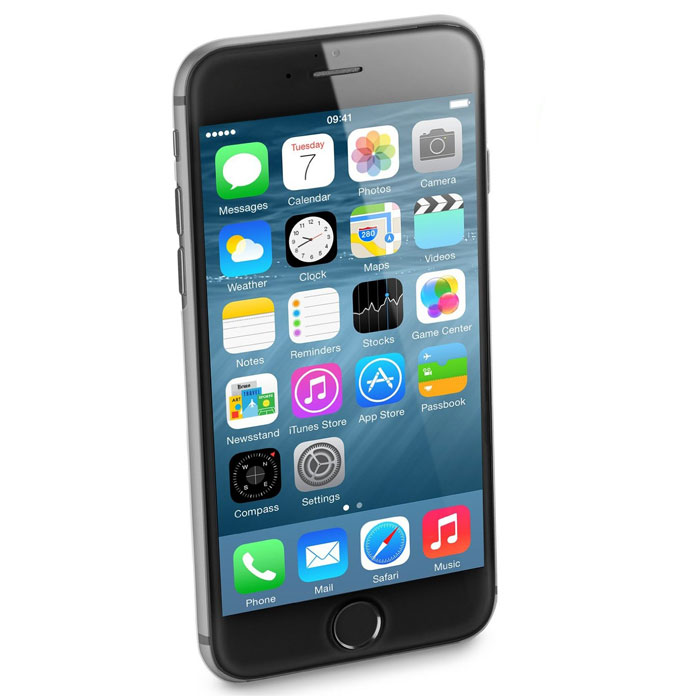 Cellular Line 035 чехол для iPhone 6, Silver (21834)035IPH647TУльтратонкий чехол Cellular Line для iPhone 6 защитит ваш гаджет от механических повреждений и влаги. Чехол имеет свободный доступ ко всем разъемам и клавишам устройства. В комплекте также идет защитная пленка.