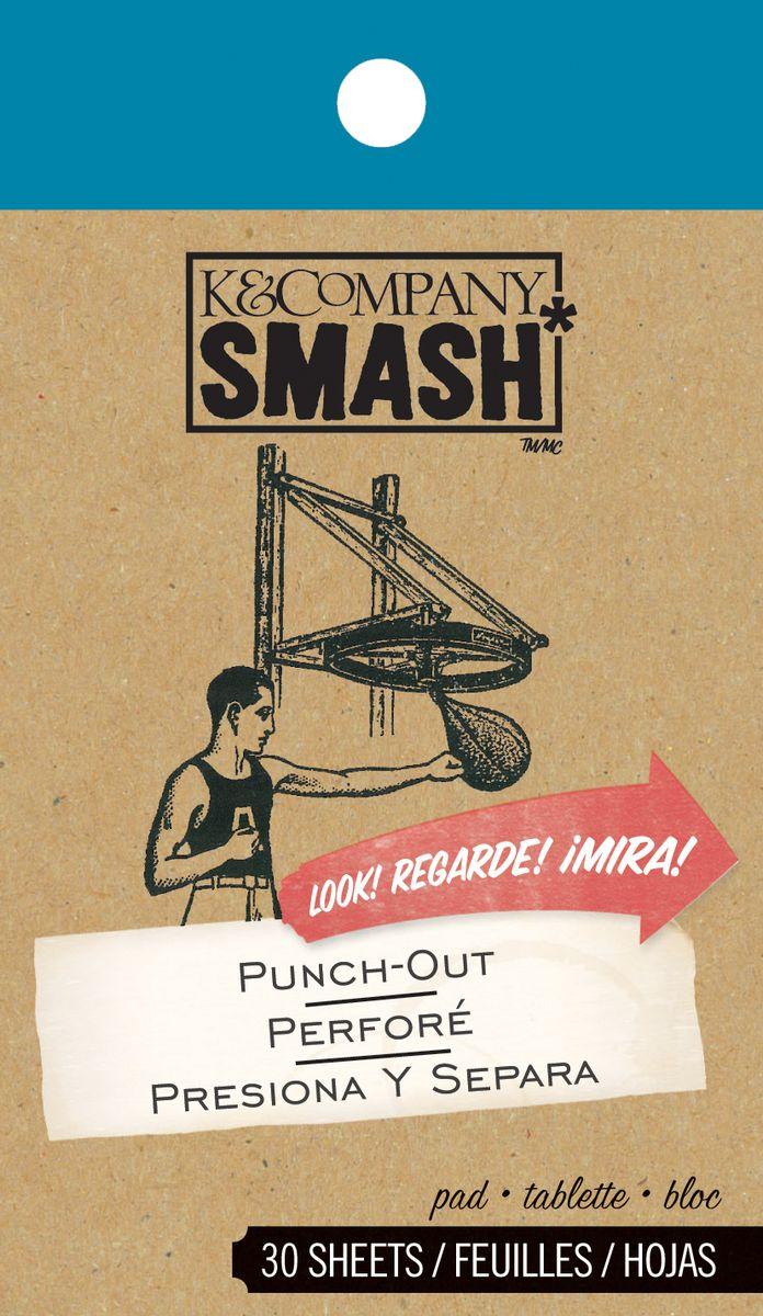 Блокнот для записей K&Company Smash