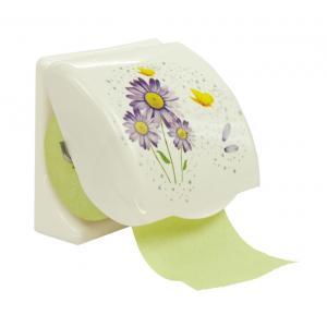 Держатель для туалетной бумаги МодернМ1136Держатель для туалетной бумаги Модерн Пластик