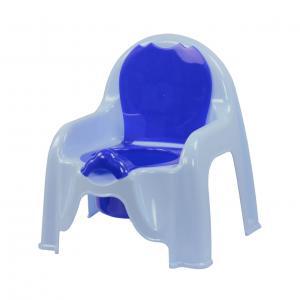 Горшок-стульчик  Альтернатива , с крышкой, цвет: голубой -  Горшки и адаптеры для унитаза